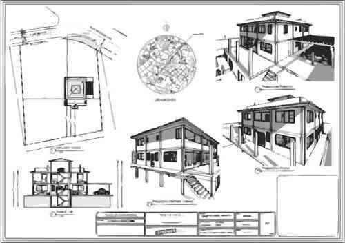 Casas con planos arquitectonicos quito doplim 64926 for Carros para planos arquitectonicos