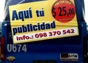 Publicidad en buses impacto publicidad