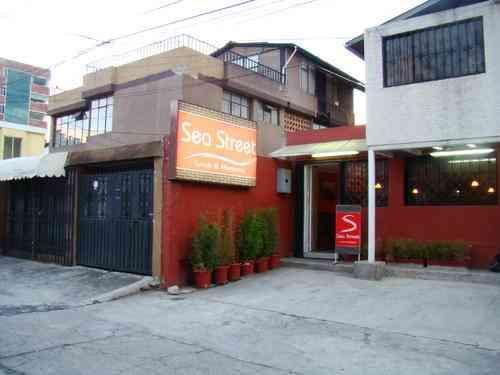 Bart - Restaurante Sea Street