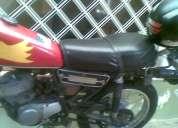 Vendo moto yamaha 125cc enduro