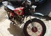 moto zipstar lzx125-7 cc de remate
