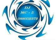 Alquiler dj, disc jockey, disc jay, disco mobil, musicalizacion,