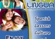 Spanish languages school in ecuador / spanish classes in quito