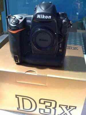 Nuevo  Nikon D3X cámara réflex digital (sólo cuerpo) ====1950Euro