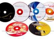 Imprecion sobre cd dvd quito ecuador