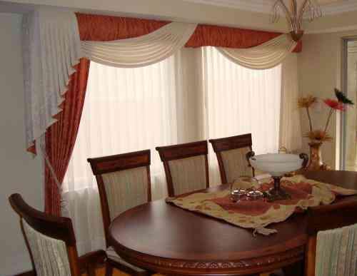 Cortinas persianas romanas cortinas paneladas for Cortinas para dormitorio quito