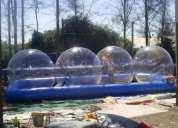 Water ball ecuador piscinas inflables.