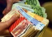 Ofertas de préstamo entre particular serio y rápido