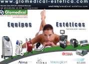 Venta de equipos para tratamientos esteticos en ecuador
