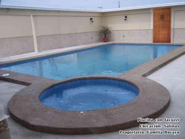 piscina de jacuzzi guayaquil urdesa doplim