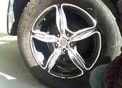 Compro  o vendo aros radial  de aluminio  rin 17  y llantas usadas interesados llamar al 0998452823