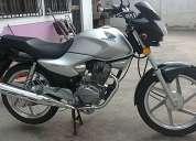 Honda storm 125cc 2011 en perfecto estado