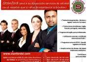 Traducciones y servicios instituto de inglés stanford