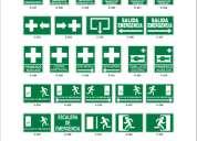 Señaletica de seguridad, señales de seguridad, ecuamedia señalizacion de seguridad industrial