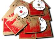 Impresiones y  copiado de discos full  de gran nitidez