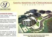 Condominio santa martha de chillogallo