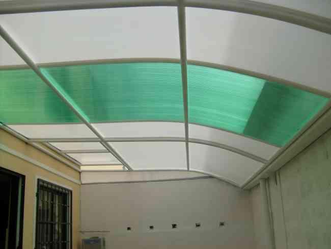 Techos cubiertas pergolas de policarbonato y matenimiento - Cubiertas para techos ...