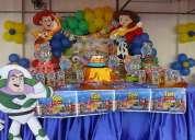 Fiestas y animaciones infantiles