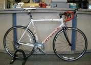 Vendo bicicleta de ruta marca cannondale