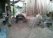 Vendo taller de carpintería