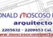 Dibujante asistente de arquitectura o ingenieria