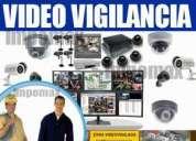 Sistema de camaras de vigilancia, instalacion, mantenimiento y venta