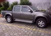 Vendo hermosa camioneta doble cabina d-max diesel ful 2011