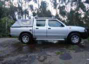 Vendo flamante camioneta nissan np300 2011
