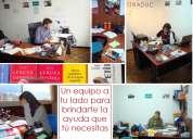 Intitraduc  agencia de traducción certificada a nivel mundial