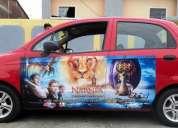 autos para publicidad