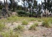 E- bonito sitio plano de 1.530 mts2 sector challuabamba $ 122.000 neg.
