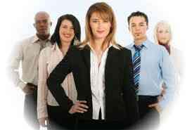 Gente con vision empresarial