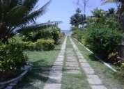 Vendo terreno frente al mar en manglaralto-montaÑita