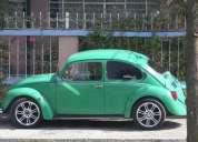 Vendo vw escarabajo mexicano