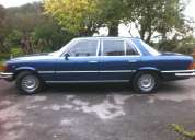 Vendo mercedes benz 280s 1976