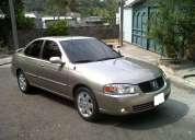 nissan sentra , modelo 2006 ,  3500 $