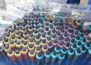 Tinta por 1/2 litros epson, canon por litros para sistemas continuos