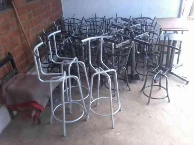 Estructuras de sillas y mesas quito amagasi doplim - Estructuras para mesas ...