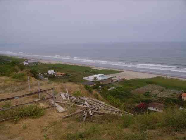 Compramos hectareas en la playa bahia de caraquez