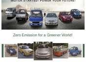 Vehiculos con motor electrico foto voltaico en ecuador