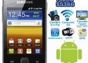 Samsung galaxy young 5360l con tarjeta de memoria de 32 gb