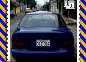 Vendo hyundai accent...aÑo 1995 matriculado al dia color lila.$ 4.800.negociable