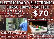 Curso totalmente prÁctico de electricidad y electrÓnica