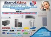 Serviaire ecuador venta de acondicionadores de aire