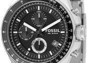reloj fossil decker ch2600 de oferta