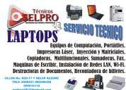 Servicio tecnico equipos de oficina