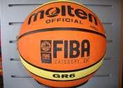 Balones  de basquet molten   a precios  increibles