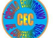 Capacitadores en todas las provincias del ecuador