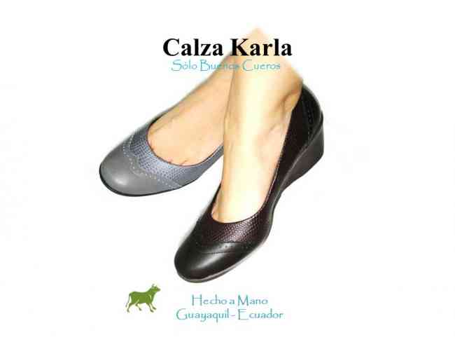 zapatos ejecutivos dama