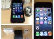iphone 5 de 32gb y samsung galaxy s2